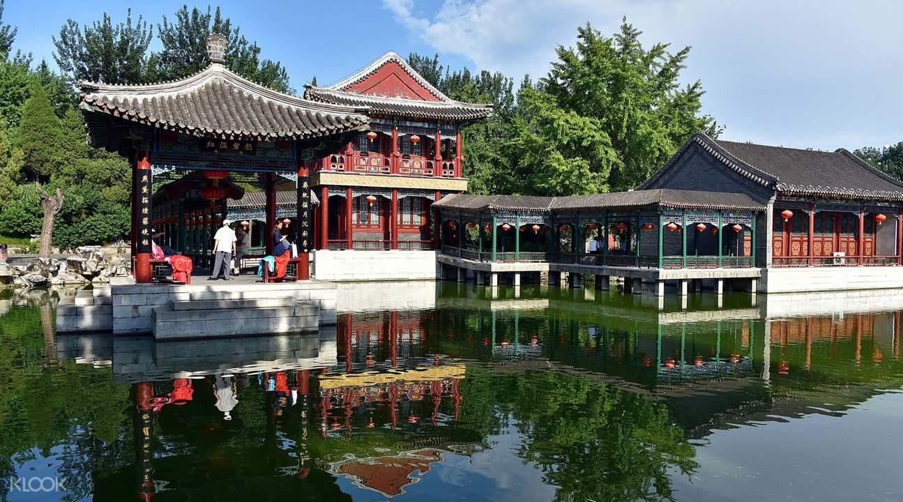 北京 大观园