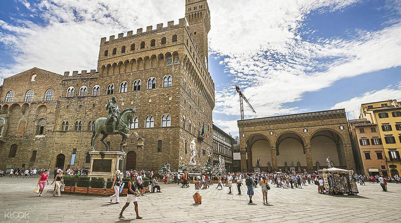 私人导览 佛罗伦萨步行之旅