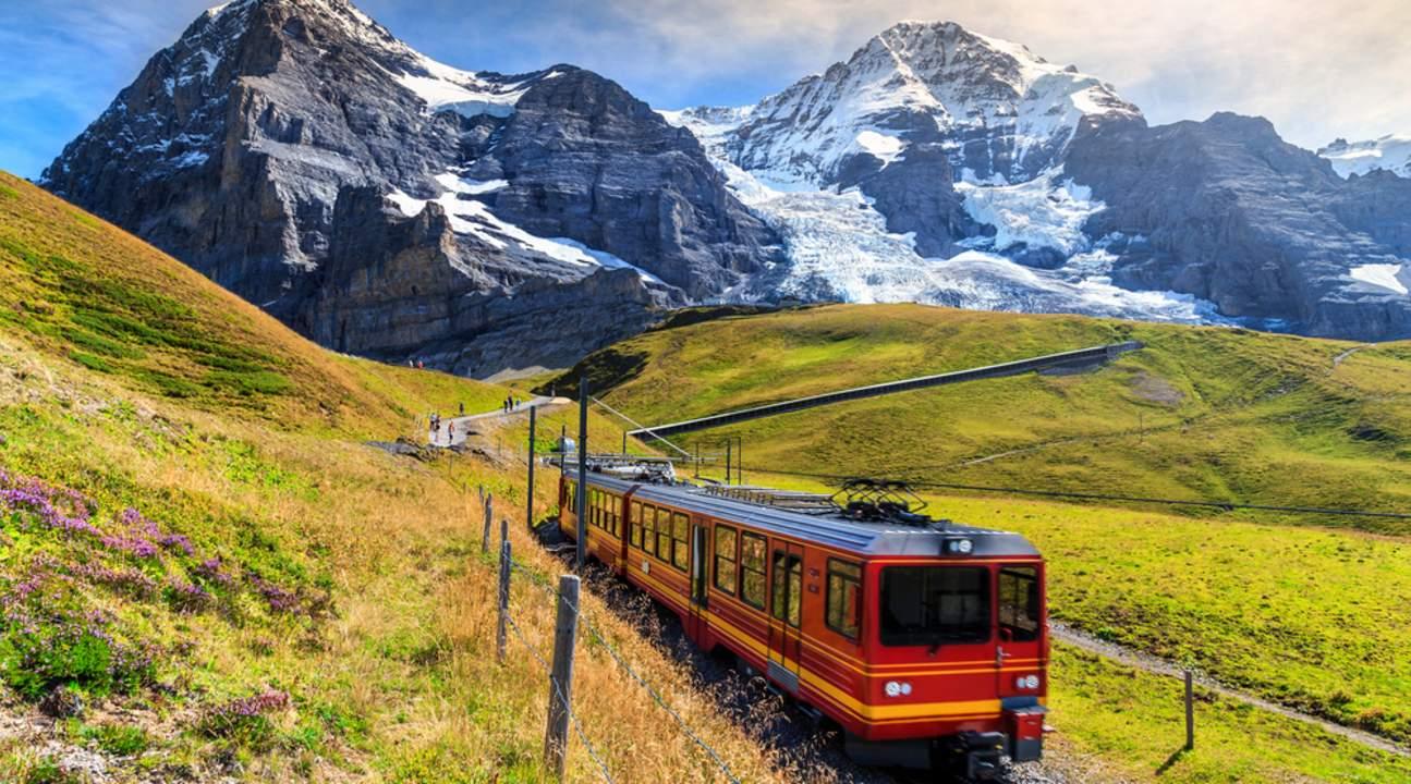 interlaken train