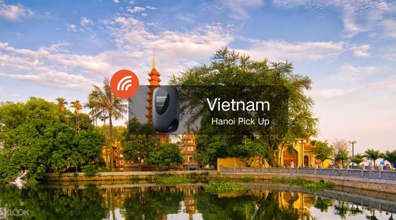 越南3G隨身WiFi