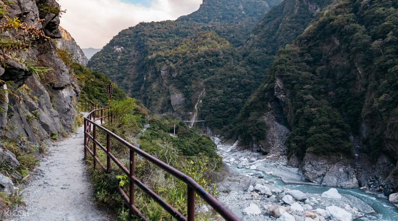 綠水合流步道