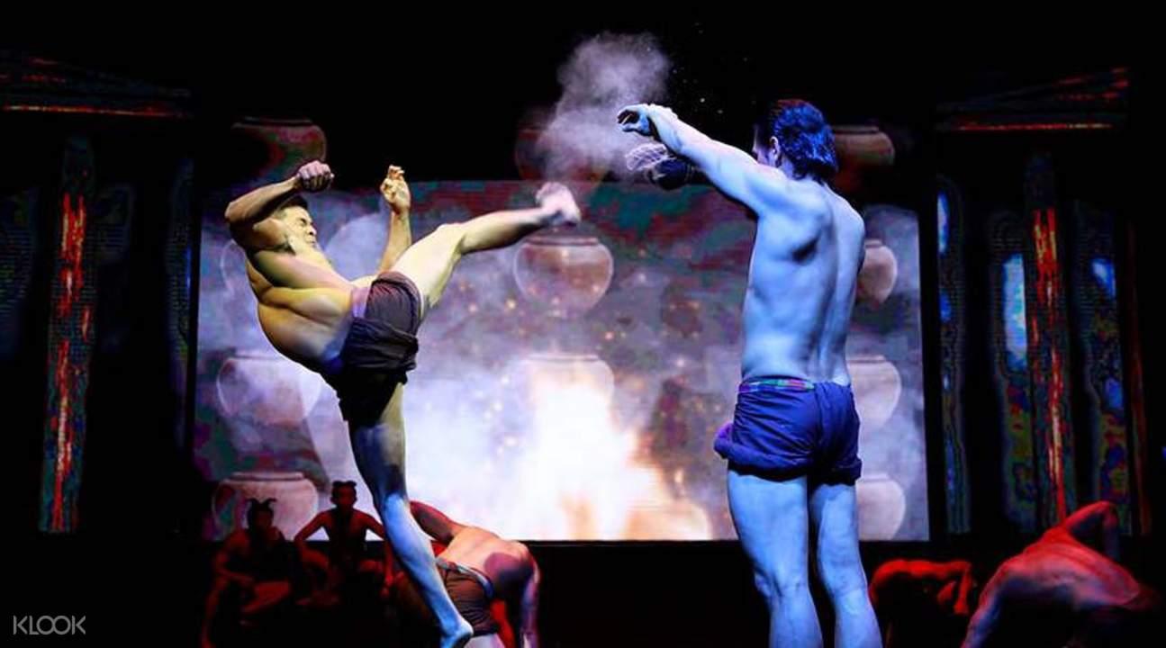 Muay Thai Live: The Legend Lives live