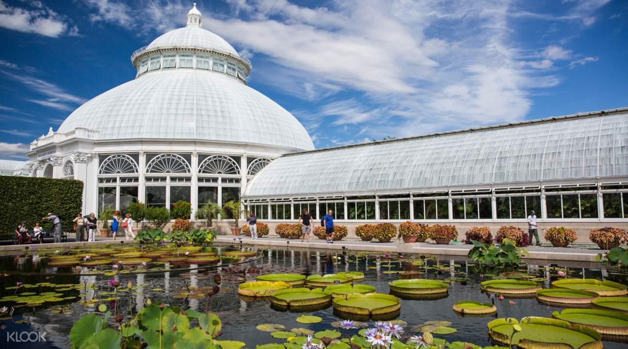纽约植物园温室