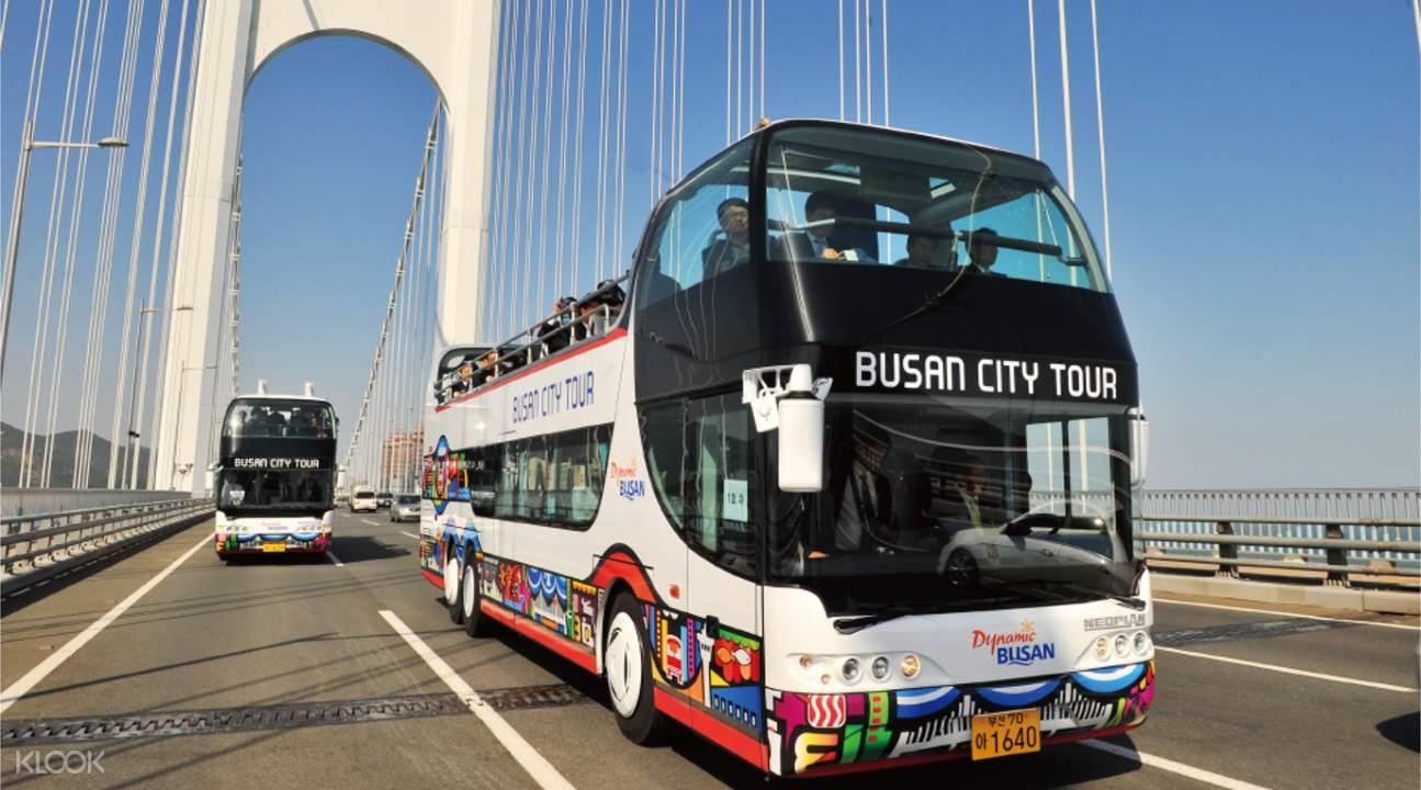 釜山观光巴士