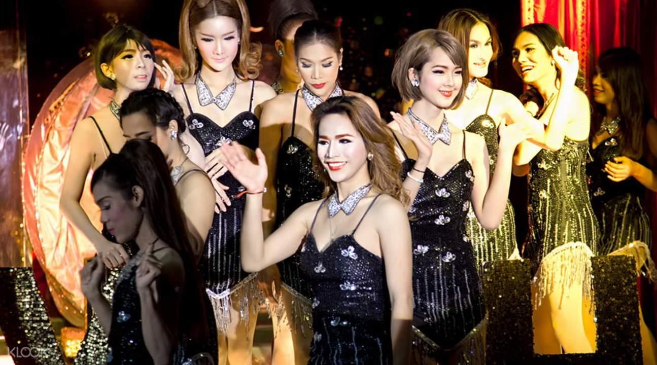 泰國人妖秀