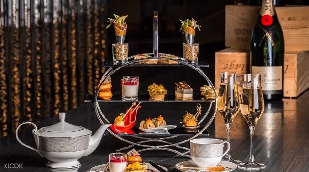 悅榕庄貝隆餐廳週日自助早午餐