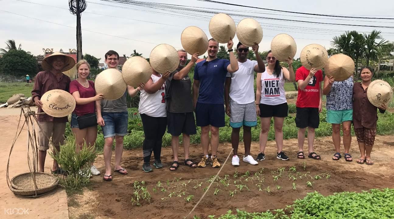 越南 会安 拓贵蔬菜村骑行之旅