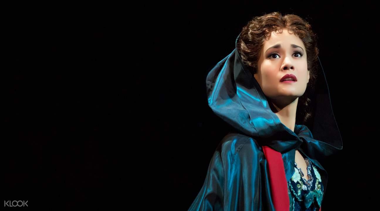 紐約百老匯音樂劇《歌劇魅影》門票