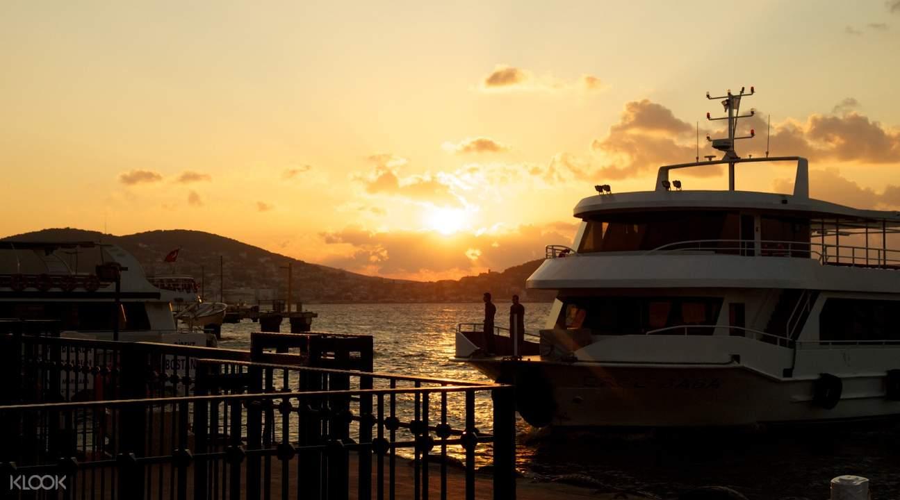 伊斯坦布尔 王子岛