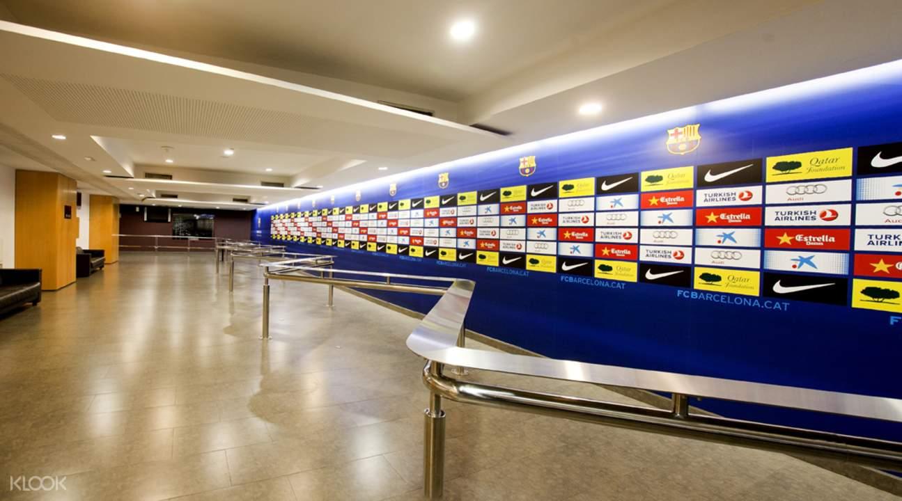 巴塞罗那FC Barcelona博物馆