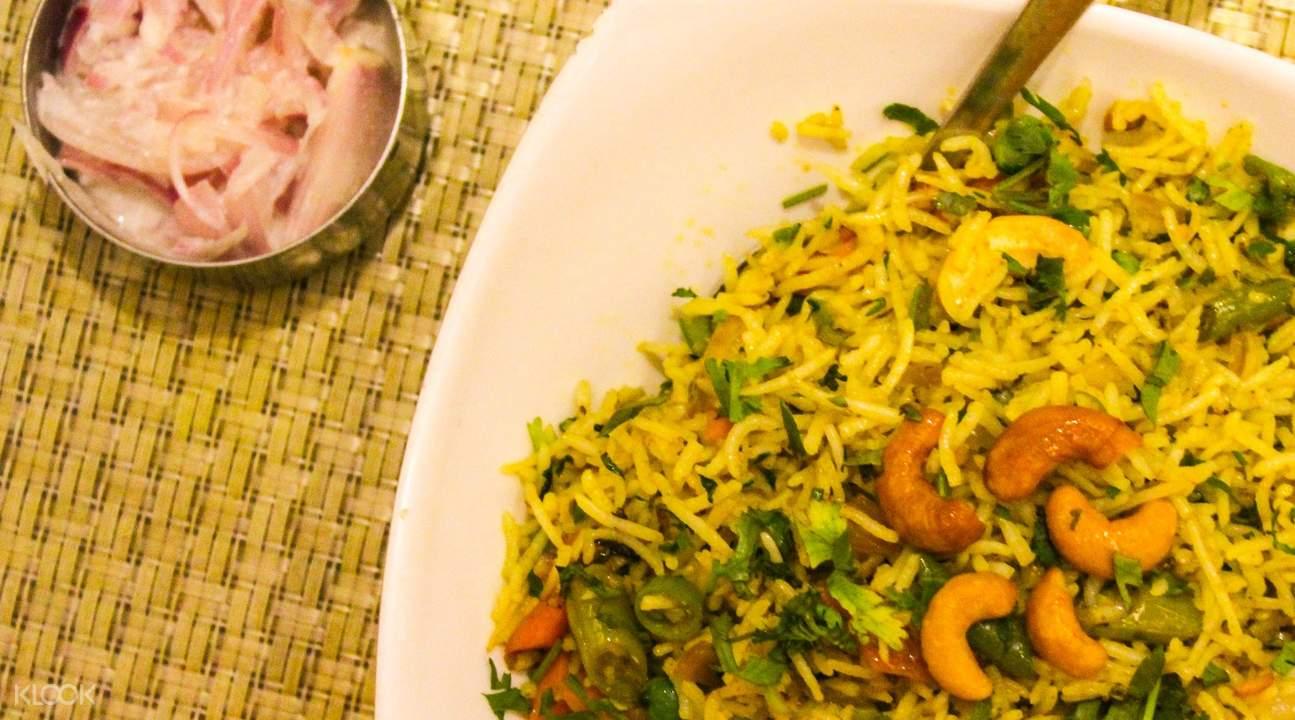 孟加拉式料理体验
