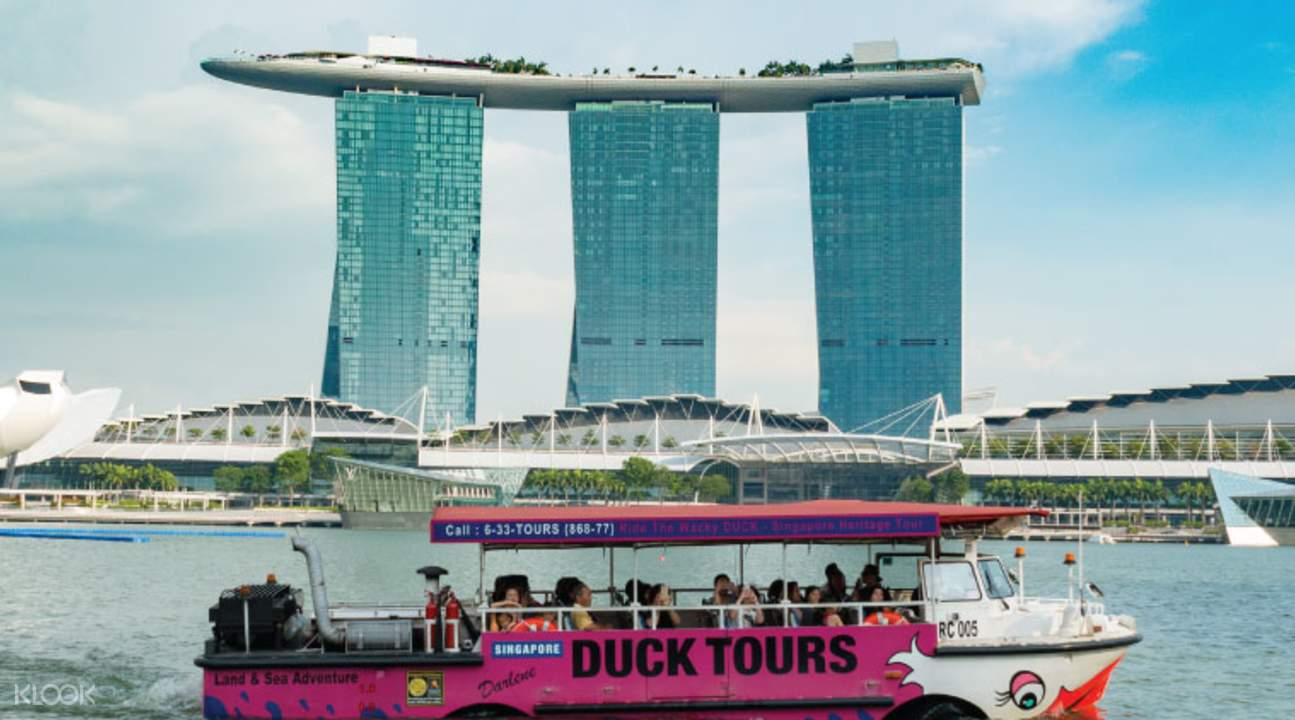The Original DUCKtours Singapore