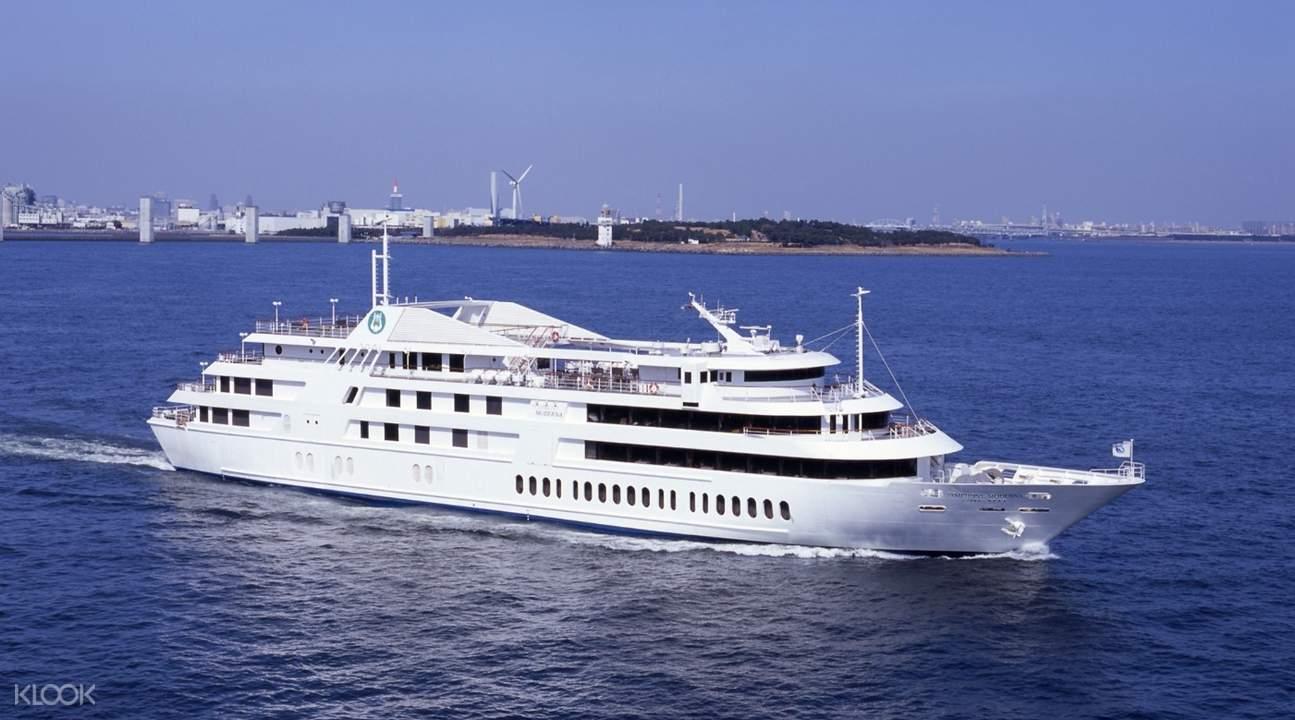 Tokyo Bay Lunch Cruise