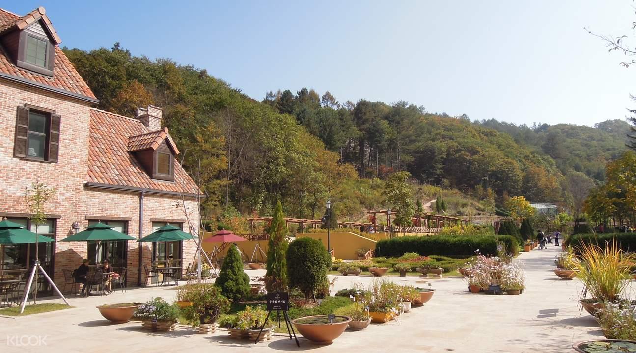 Jade Garden树木园