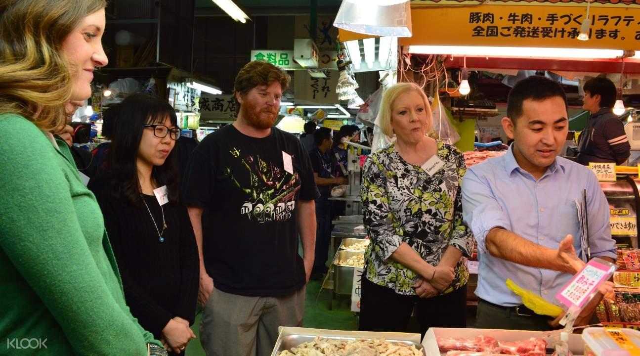 沖繩烹飪課 + 老市場導覽