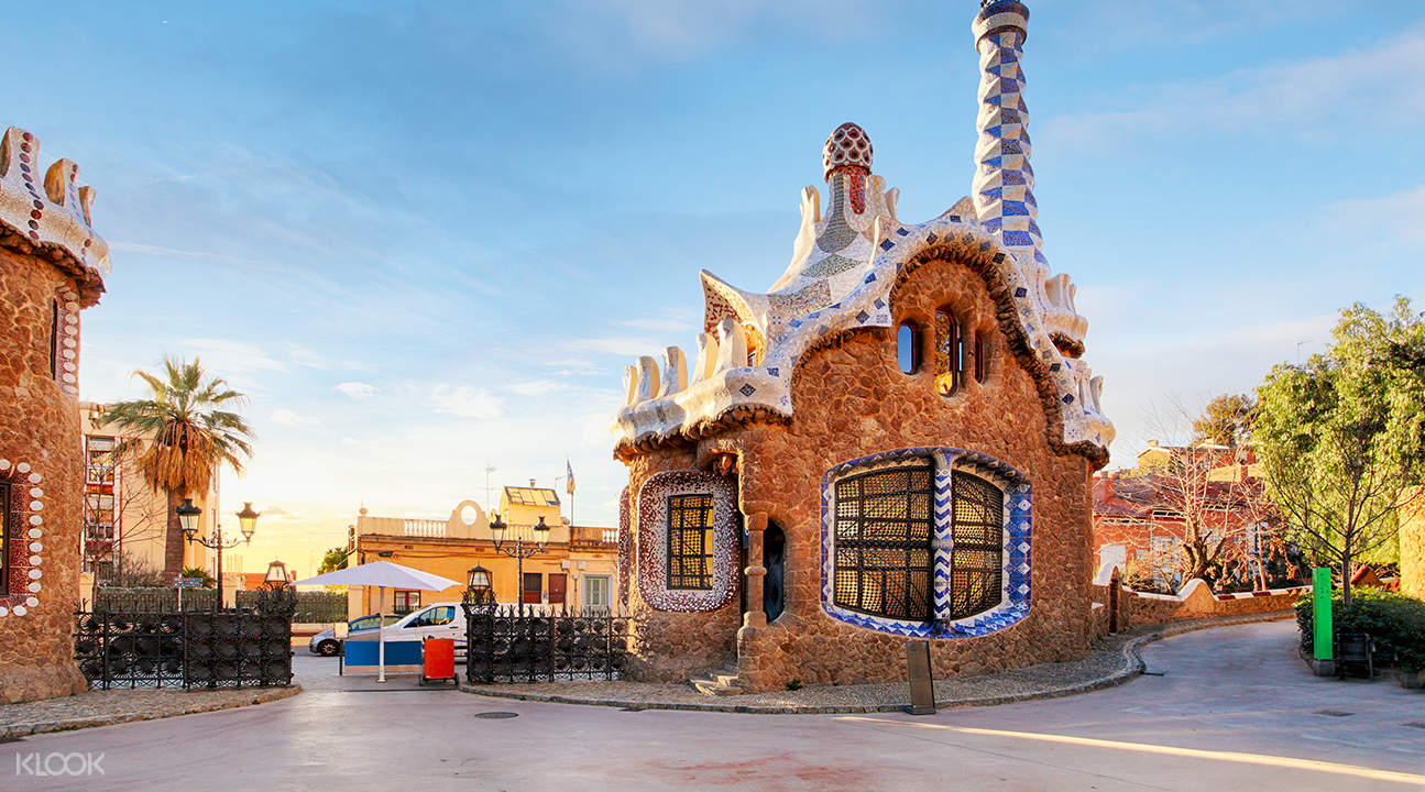 park guell walking tour