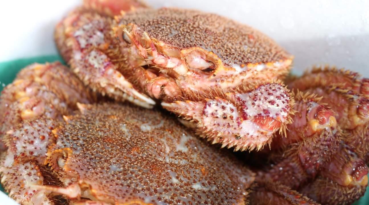 Hokkaido Horsehair Crab Souvenir