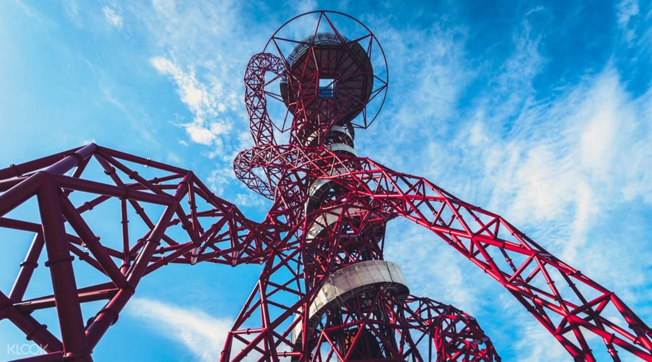 倫敦奧運塔門票