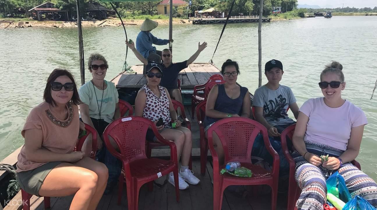 越南 会安 迦南岛单车骑行之旅
