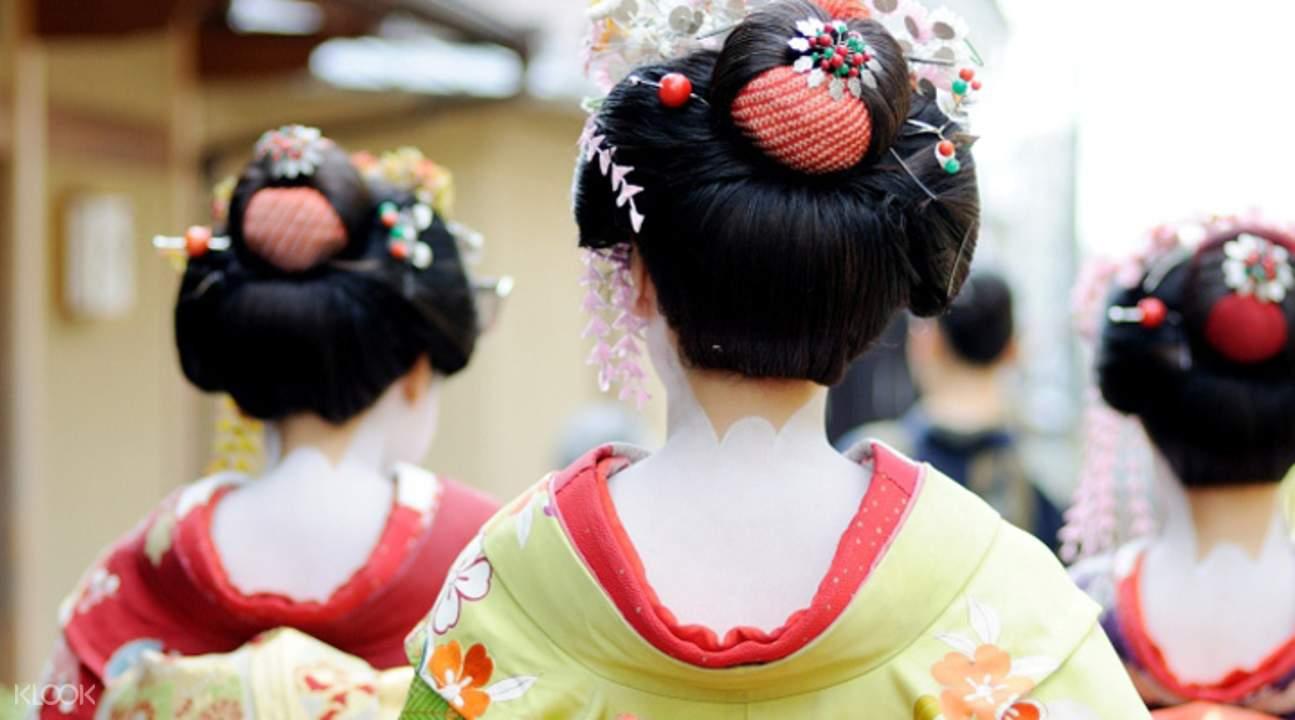 日本京都奈良古城探訪一日遊(大阪出發)