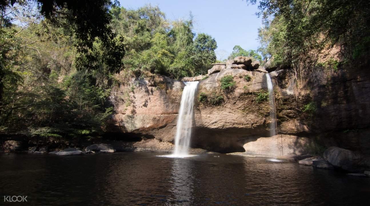 Haew suwat waterfall khao yai