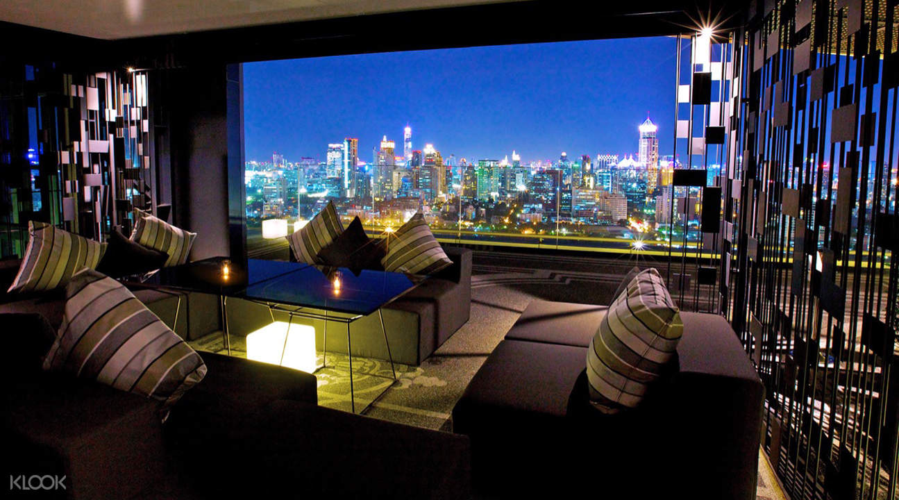曼谷高空观景