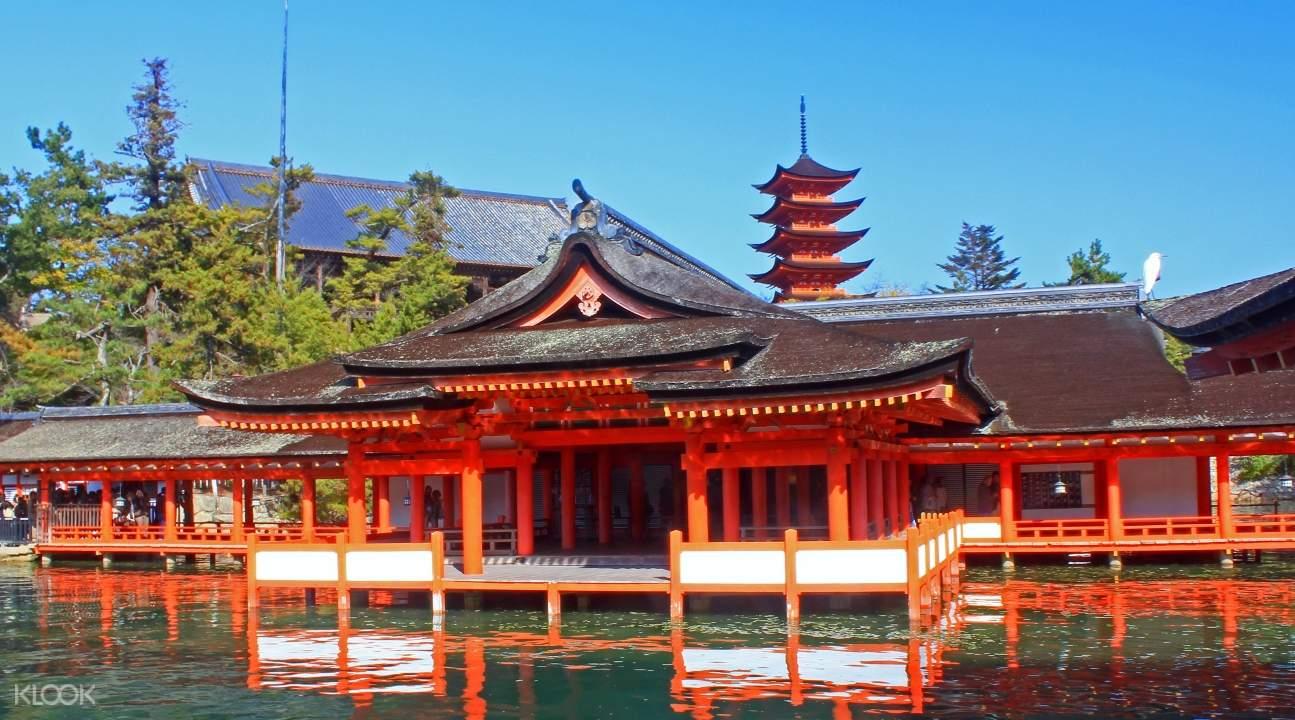 hiroshima and miyajima day tour from osaka, hiroshima and miyajima tour, hiroshima and miyajima 1 day tour