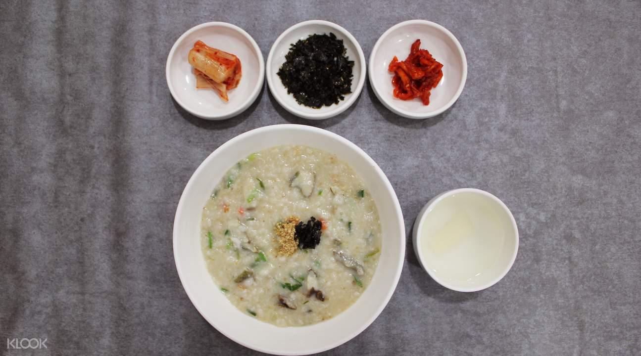 dami porridge restaurant seoul