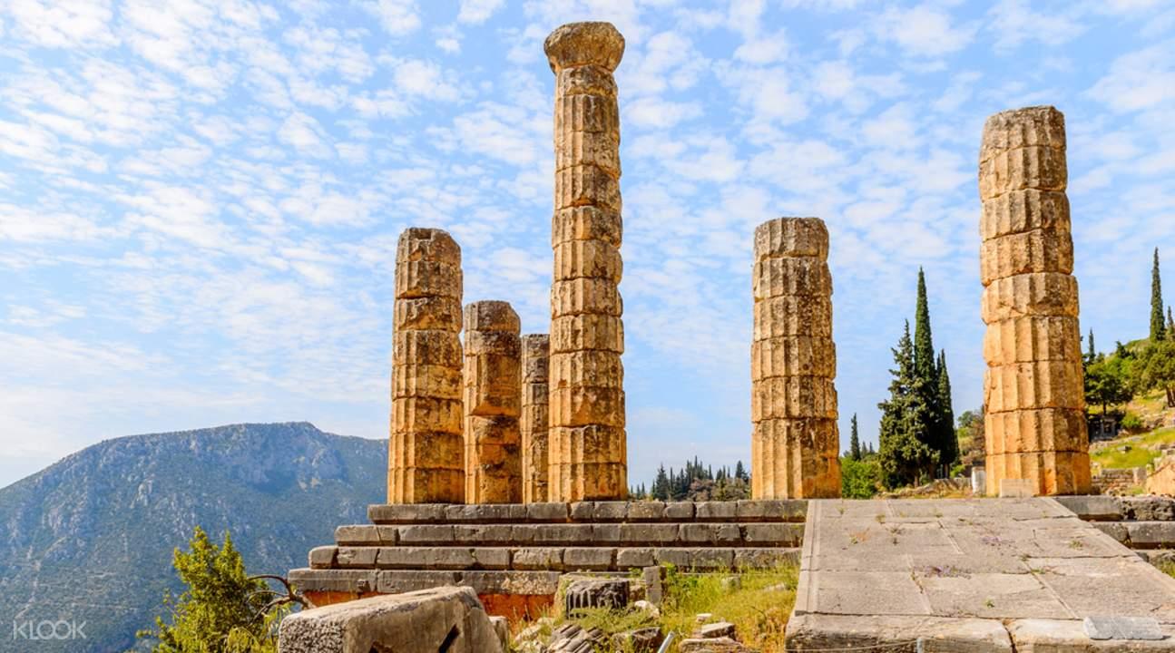 雅典阿波羅神廟
