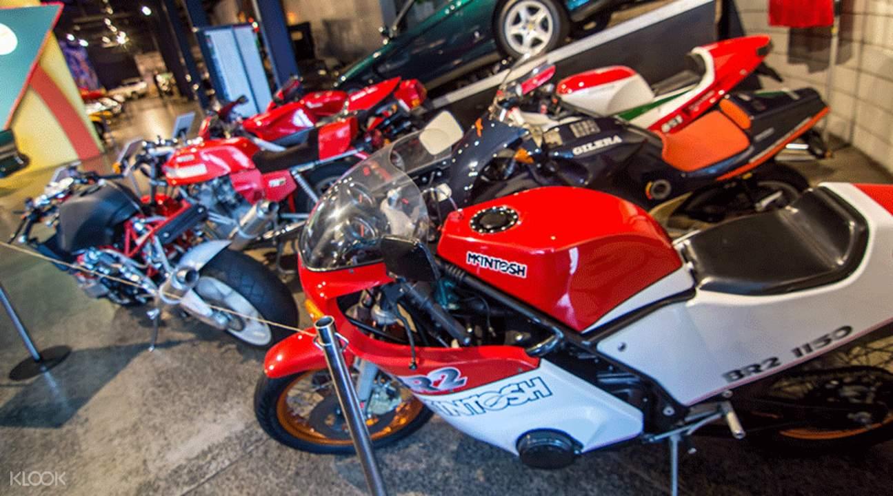 尼尔森汽車博物館