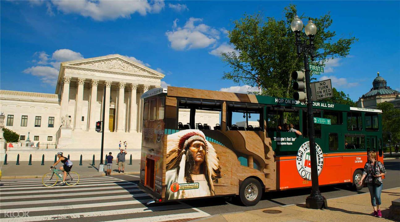 華盛頓特區經典地標觀光之旅