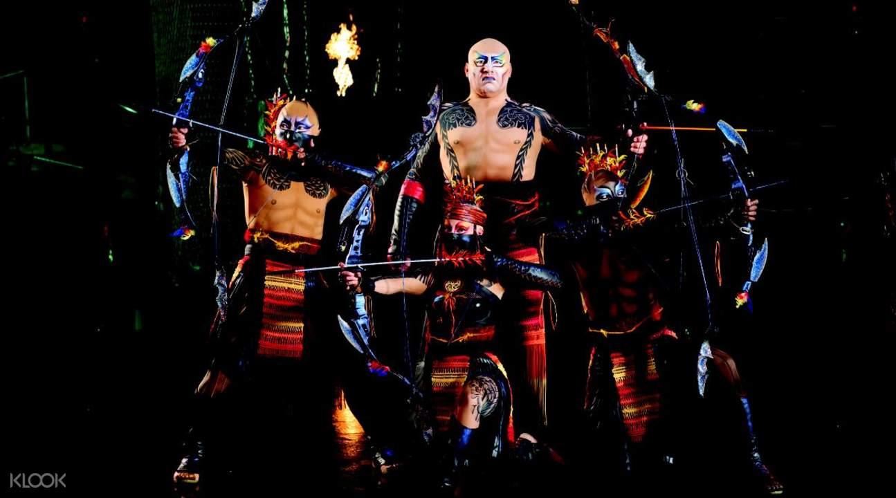 ka by cirque du soleil ticket