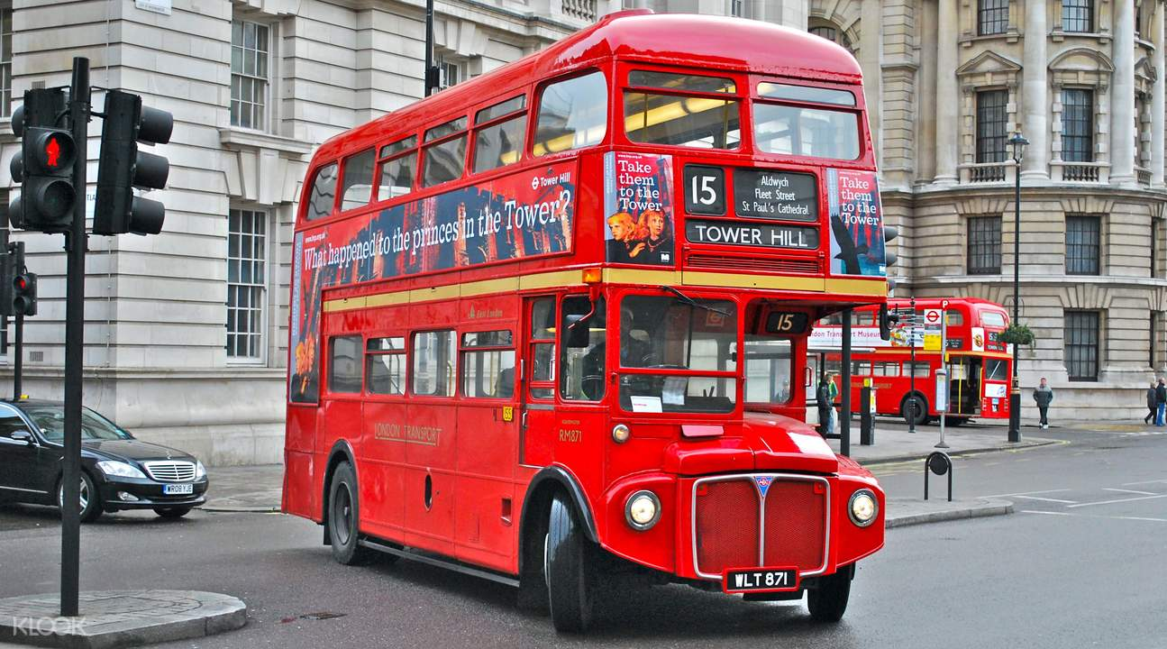 london in style, london red bus tour