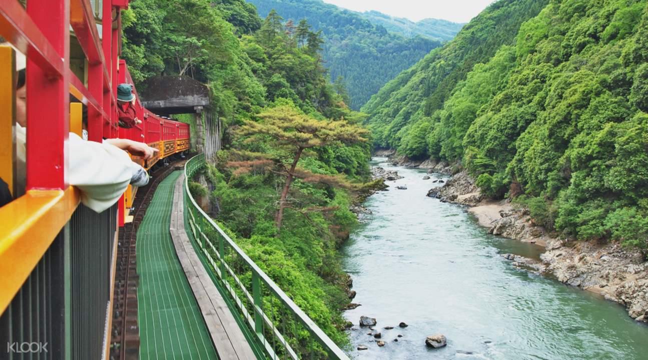 岚山小火车