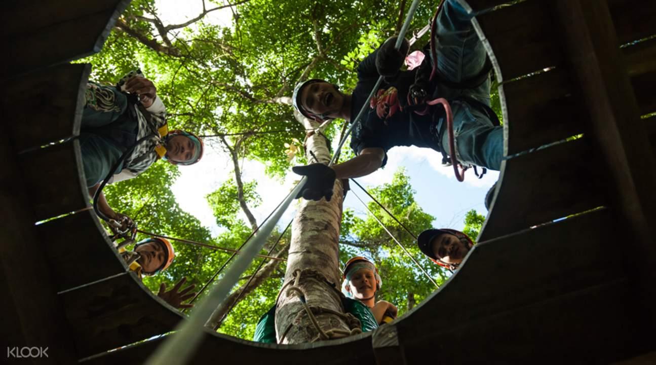 dragon flight zipline adventure tours