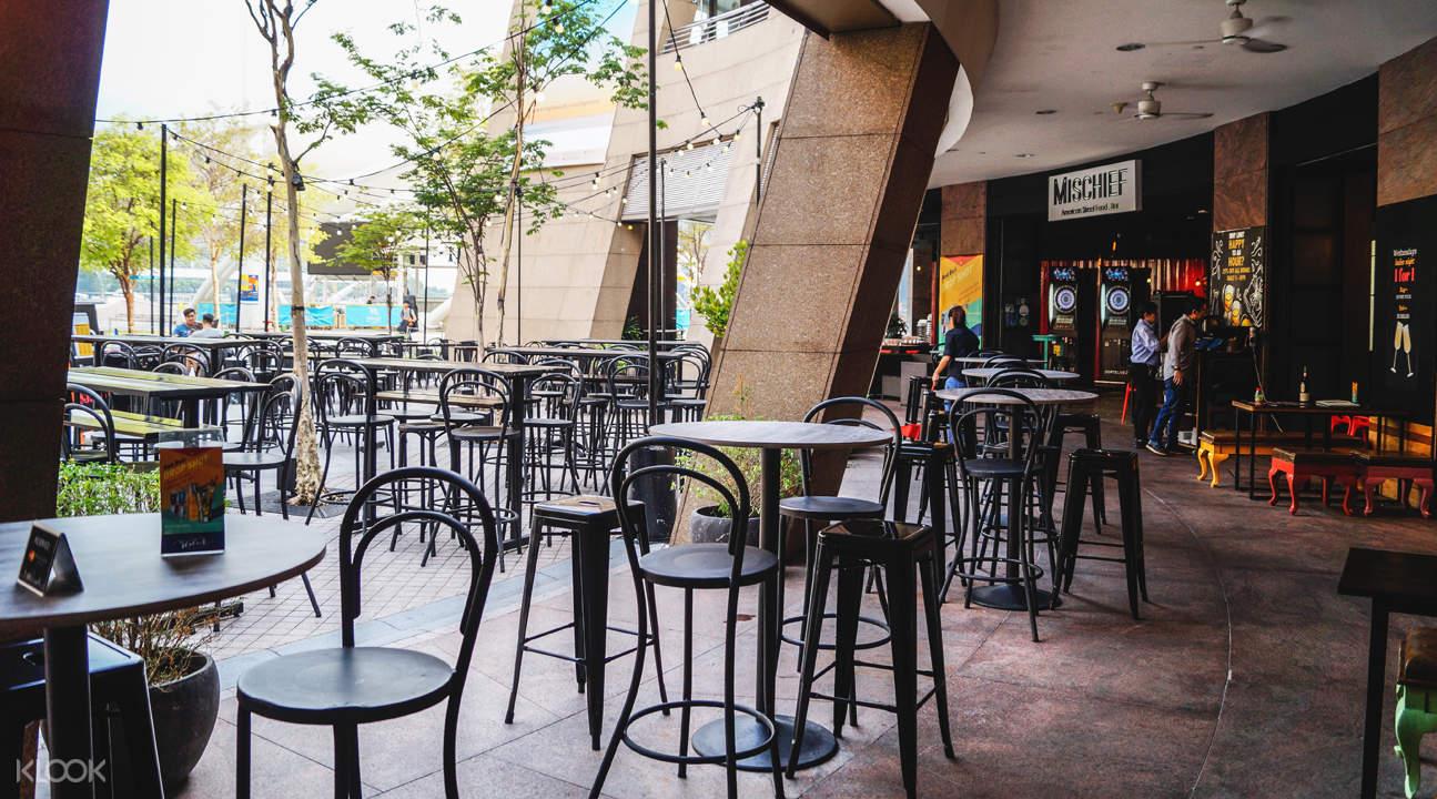 新加坡滨海艺术中心mischief