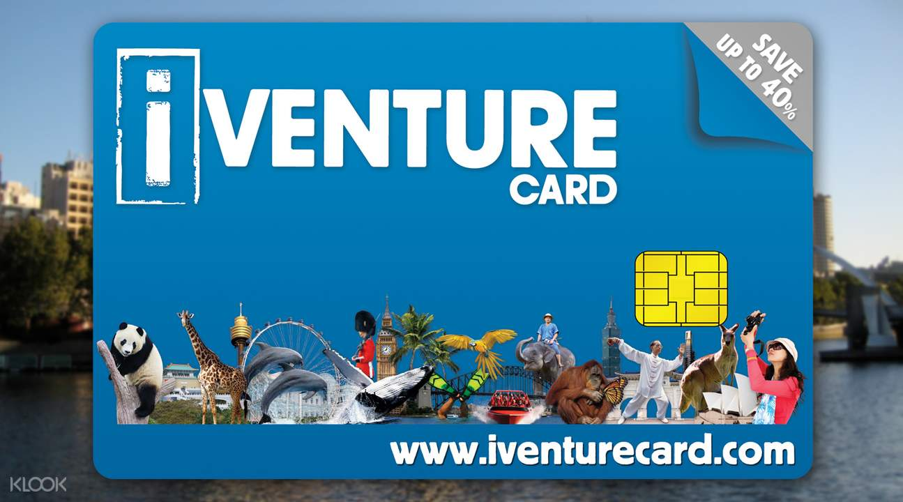 iventure discount card