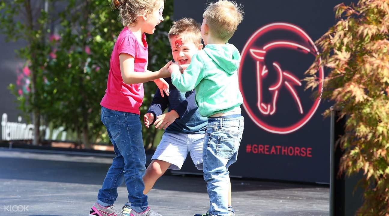 萊明頓馬場兒童樂園