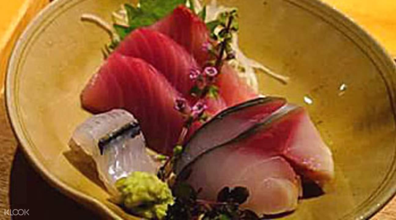 日本ほそ川怀石料理