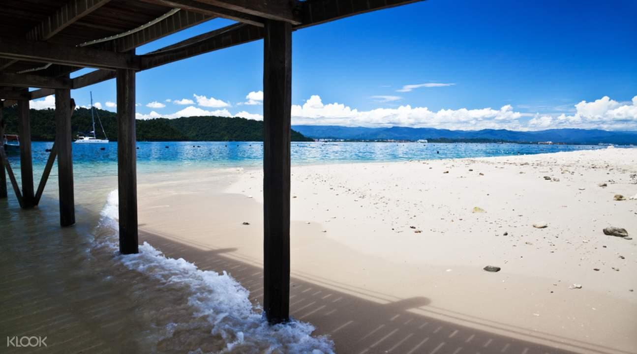 馬努干島一日遊行程