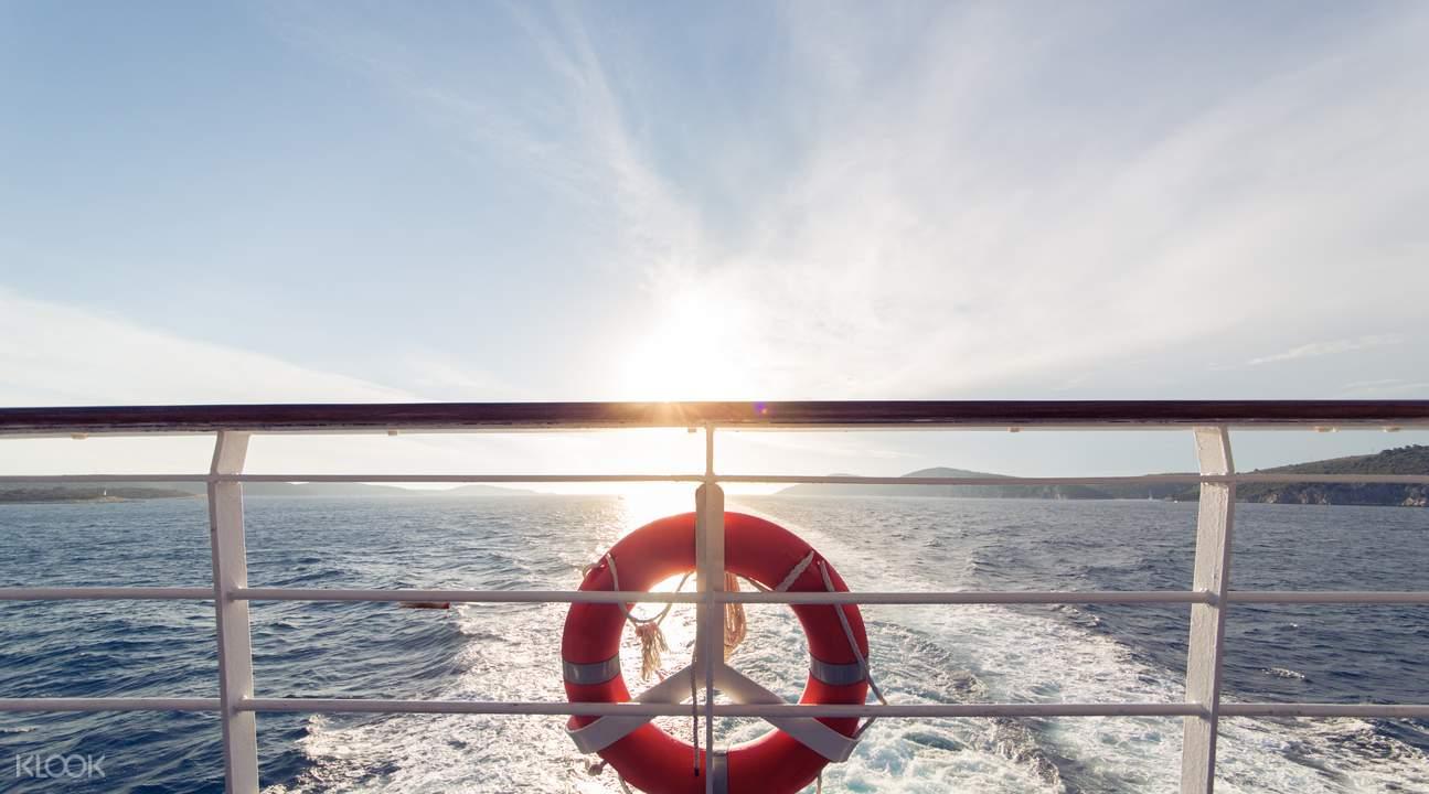 傑維斯灣夏潮織網衝浪體驗