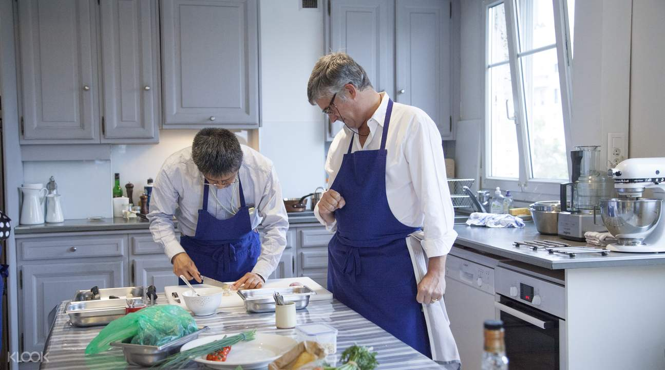 french cooking class paris