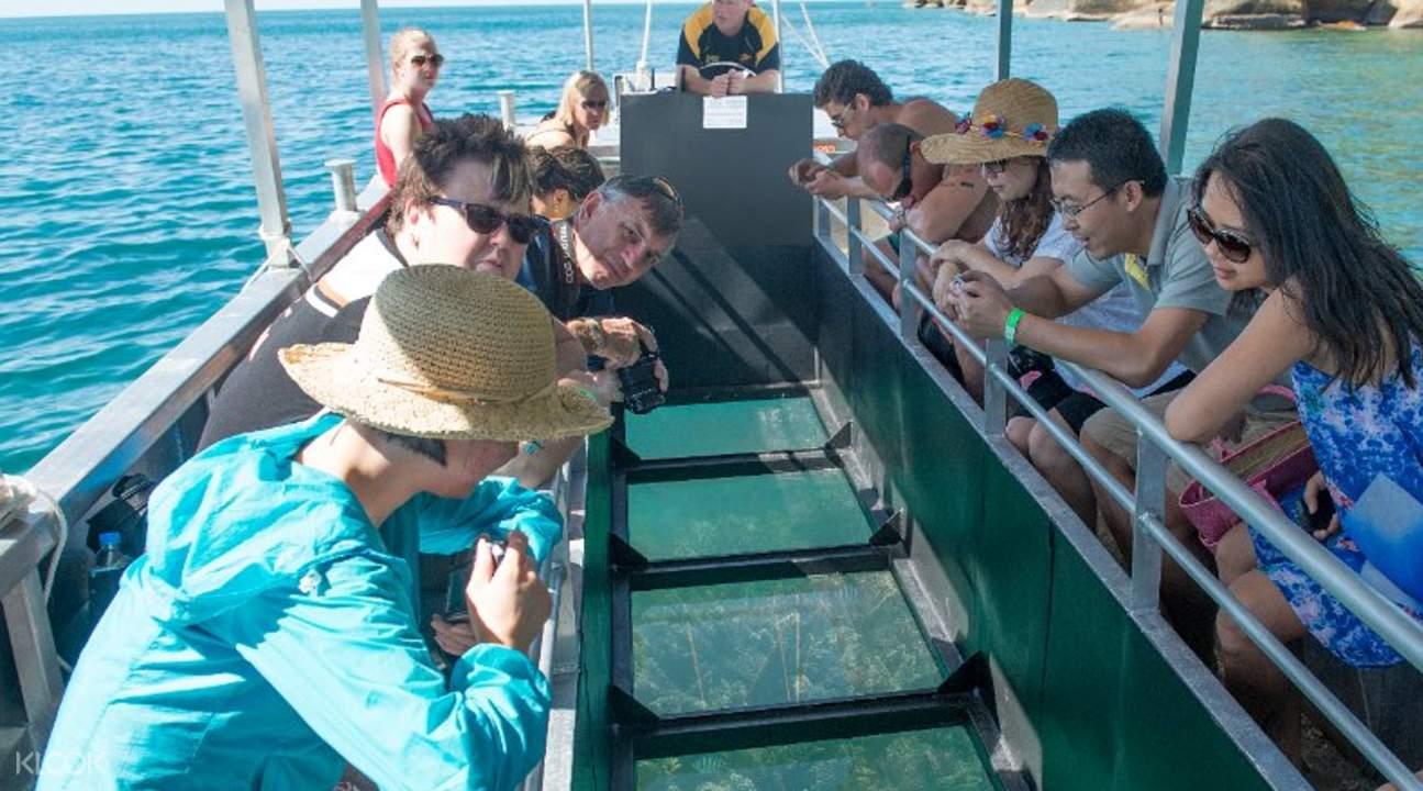 Fitzroy Island trip