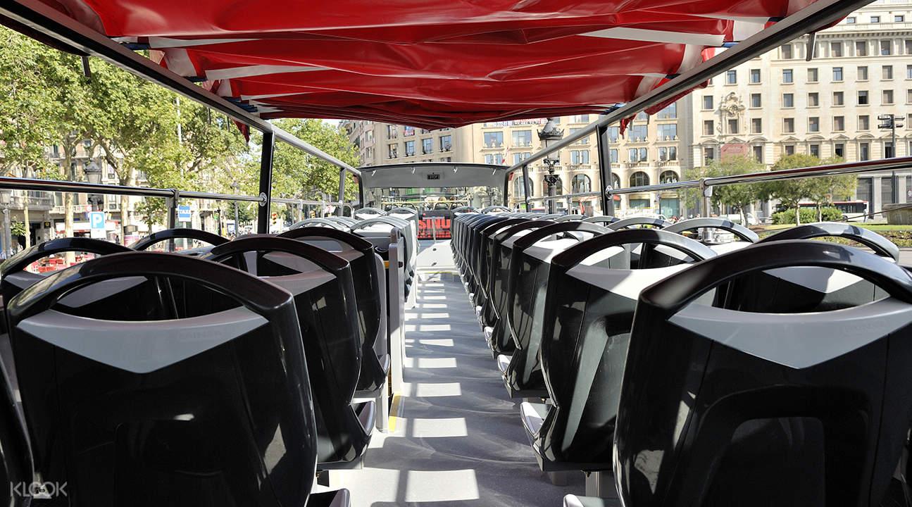 barcelona hop on hop off bus price