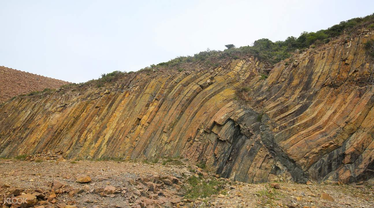 geological formations geopark hiking tour hong kong