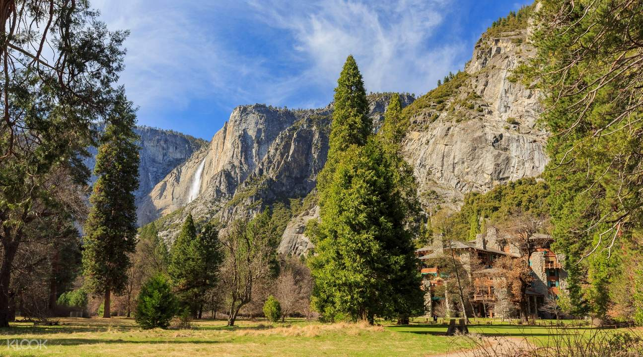 yosemite valley guided tours