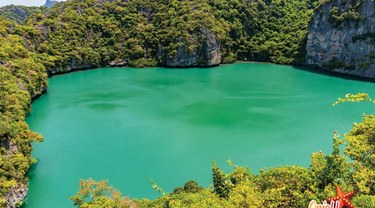 安通國家海洋公園島嶼一日遊