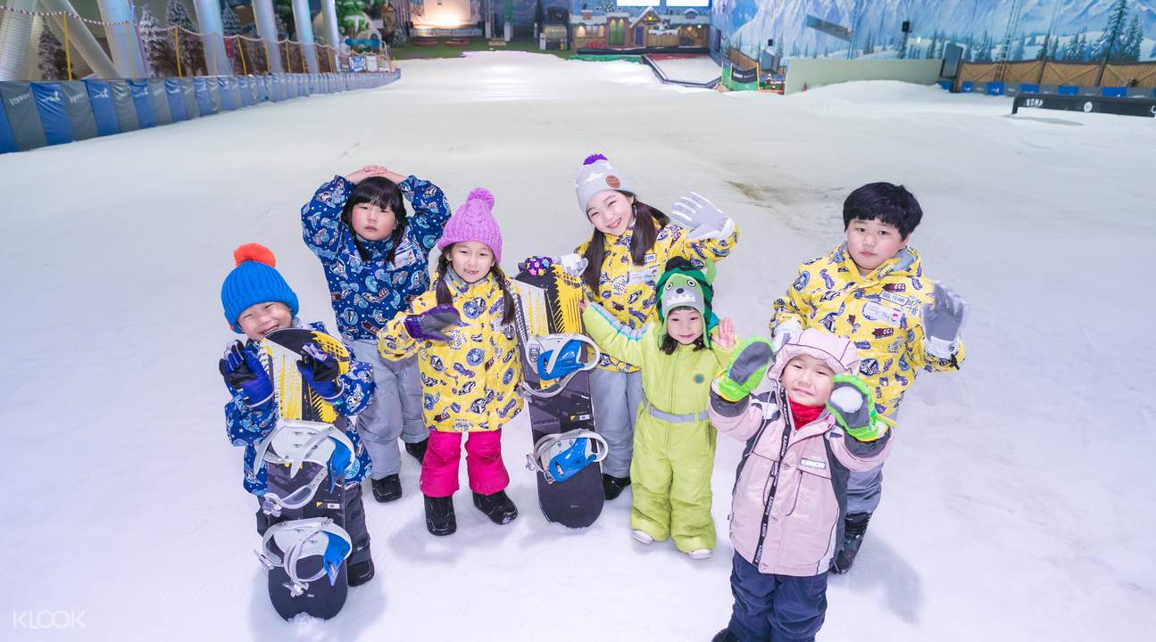 Play Doci ski park