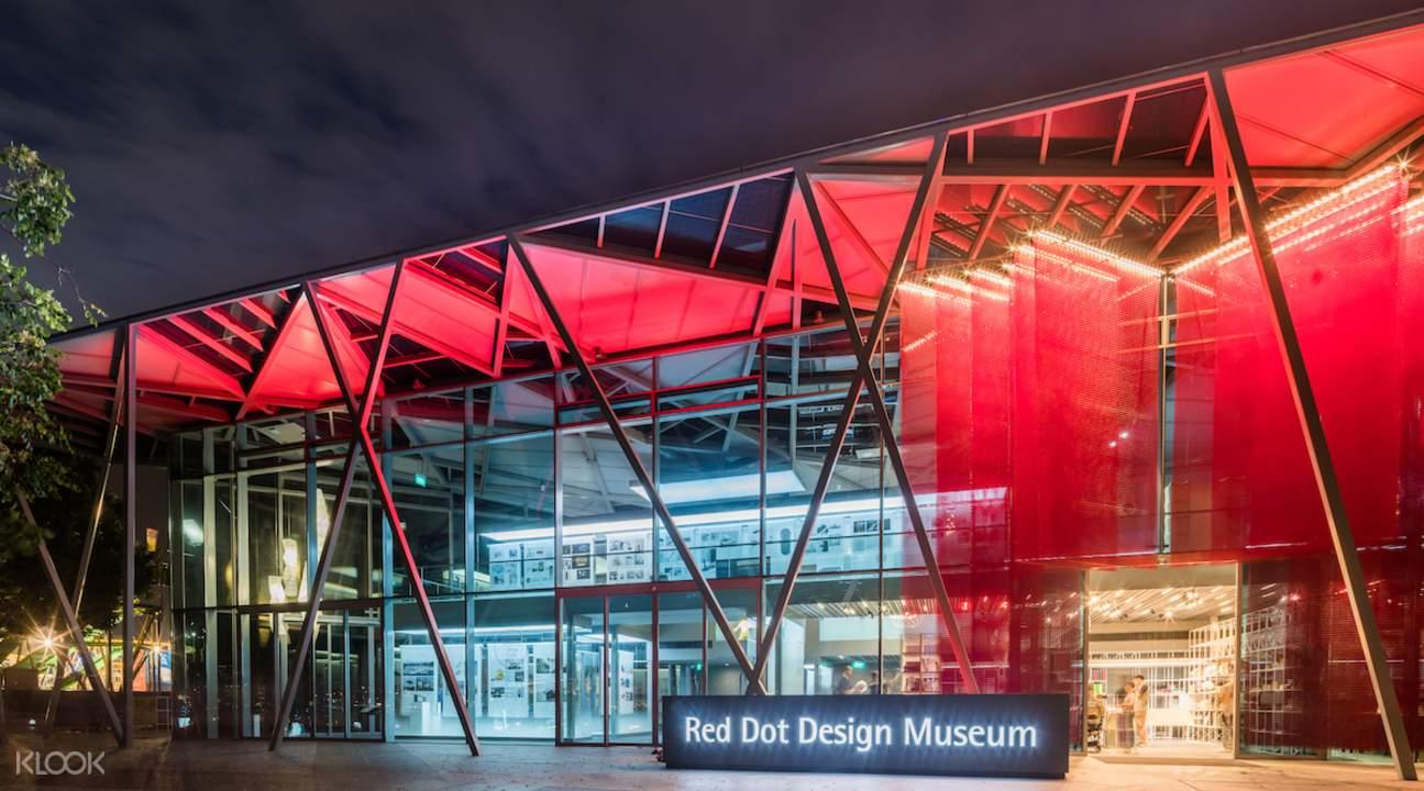 red dot design museum secrets of the bay tour singapore
