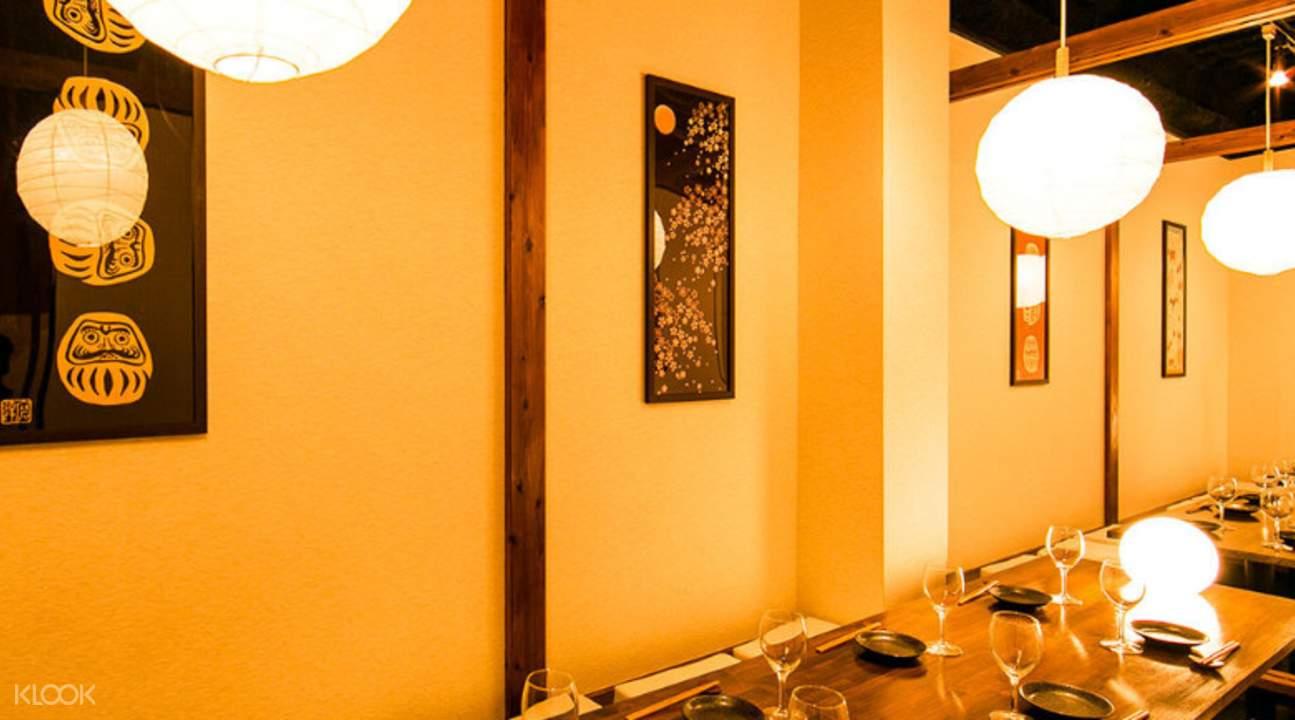 kanata shibuya restaurant in tokyo
